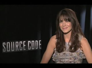 Michelle Monaghan (Source Code)- Interview Video Thumbnail