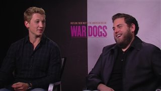 miles-teller-jonah-hill-interview-war-dogs Video Thumbnail