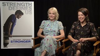miranda-richardson-tatiana-maslany-stronger Video Thumbnail