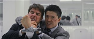 "'Mission: Impossible - Fallout' Movie Clip - ""Bathroom Fight"" Video Thumbnail"