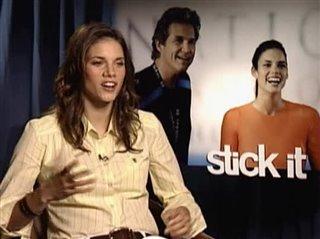 missy-peregrym-stick-it Video Thumbnail