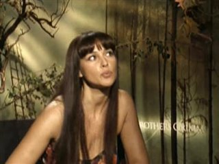 MONICA BELLUCCI - THE BROTHERS GRIMM- Interview Video Thumbnail