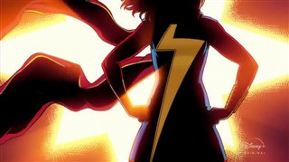 MS. MARVEL - Sizzle Video Thumbnail