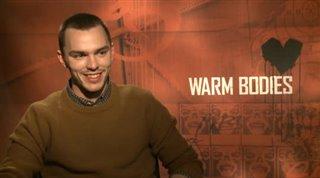 Nicholas Hoult (Warm Bodies)- Interview Video Thumbnail