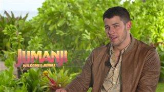 nick-jonas-interview-jumanji-welcome-to-the-jungle Video Thumbnail