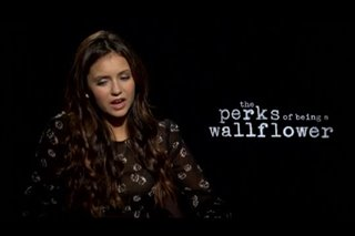 nina-dobrev-the-perks-of-being-a-wallflower Video Thumbnail