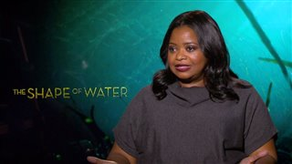 octavia-spencer-interview-the-shape-of-water Video Thumbnail