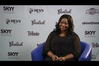 Octavia Spencer (Smashed) - Interview Video Thumbnail