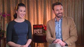 Olivia Cheng & Patrick Macmanus (Marco Polo) - Interview Video Thumbnail