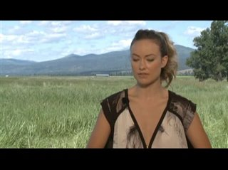 Olivia Wilde (Cowboys & Aliens)- Interview Video Thumbnail