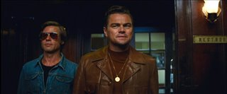 'Once Upon a Time in Hollywood' Teaser Trailer Video Thumbnail