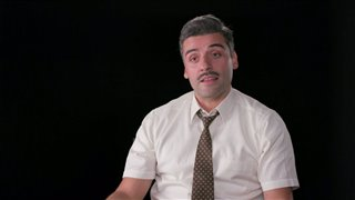 Oscar Isaac Interview - Suburbicon Video Thumbnail