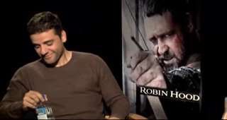 Oscar Isaac (Robin Hood)- Interview Video Thumbnail