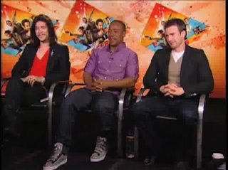 oscar-jaenada-columbus-short-chris-evans-the-losers Video Thumbnail