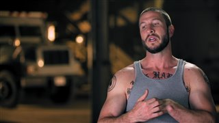 pablo-schreiber-interview-den-of-thieves Video Thumbnail