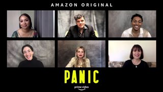 panic-creator-and-stars-talk-about-new-series-based-on-book Video Thumbnail