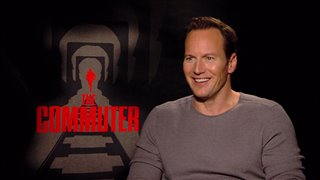 Patrick Wilson Interview - The Commuter Video Thumbnail