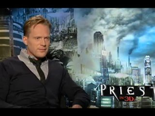 Paul Bettany (Priest)- Interview Video Thumbnail