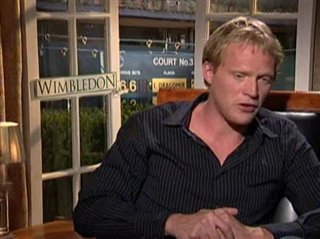 PAUL BETTANY - WIMBLEDON- Interview Video Thumbnail