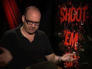 Paul Giamatti (Shoot 'm Up)- Interview Video Thumbnail