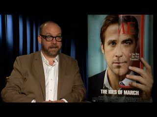 Paul Giamatti (The Ides of March)- Interview Video Thumbnail