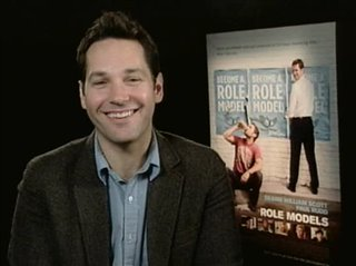 Paul Rudd (Role Models) - Interview Video Thumbnail