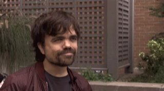 PETER DINKLAGE (PENELOPE) - Interview Video Thumbnail