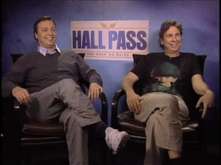peter-farrelly-and-bobby-farrelly-hall-pass Video Thumbnail