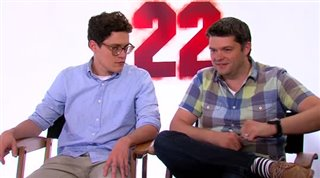 phil-lord-christopher-miller-22-jump-street Video Thumbnail