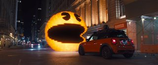 pixels-movie-clip-ill-stay-with-big-yellow Video Thumbnail