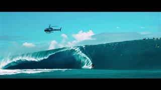 Point Break featurette - Surf Action Video Thumbnail