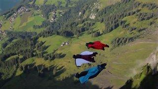 Point Break featurette - Wingsuit Flying Video Thumbnail