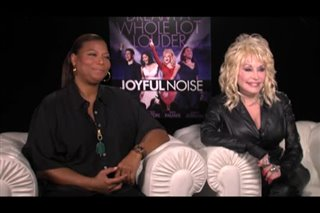 queen-latifah-dolly-parton-joyful-noise Video Thumbnail