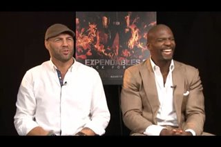 randy-couture-terry-crews-the-expendables-2 Video Thumbnail