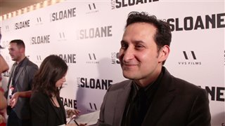 Raoul Bhaneja - Miss Sloane Red Carpet Interview Video Thumbnail