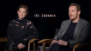 rebecca-ferguson-michael-fassbender-interview-the-snowman Video Thumbnail
