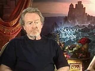 RIDLEY SCOTT - KINGDOM OF HEAVEN - Interview Video Thumbnail