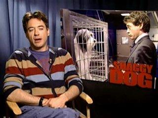 ROBERT DOWNEY, JR. (THE SHAGGY DOG)- Interview Video Thumbnail