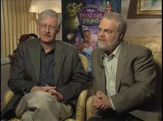 Ron Clements & John Musker (The Princess and the Frog)- Interview Video Thumbnail