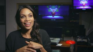 rosario-dawson-interview-the-lego-batman-movie Video Thumbnail