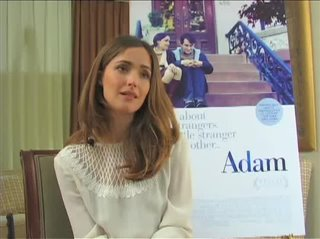 Rose Byrne (Adam)- Interview Video Thumbnail