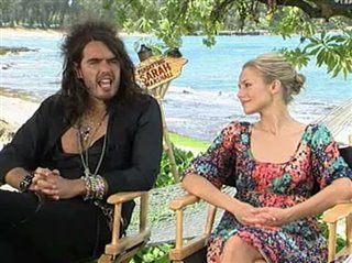 Russell Brand & Kristen Bell (Forgetting Sarah Marshall)- Interview Video Thumbnail