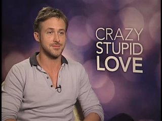 Ryan Gosling (Crazy, Stupid, Love.)- Interview Video Thumbnail