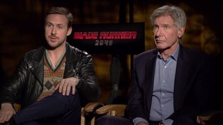 Ryan Gosling & Harrison Ford Interview - Blade Runner 2049 Video Thumbnail