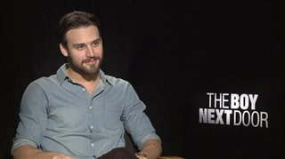 Ryan Guzman (The Boy Next Door) - Interview Video Thumbnail