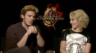 sam-claflin-jena-malone-the-hunger-games-catching-fire Video Thumbnail