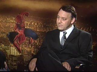SAM RAIMI - SPIDER-MAN 2- Interview Video Thumbnail