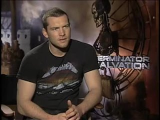 Sam Worthington (Terminator Salvation)- Interview Video Thumbnail