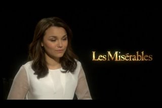 Samantha Barks (Les Misérables)- Interview Video Thumbnail