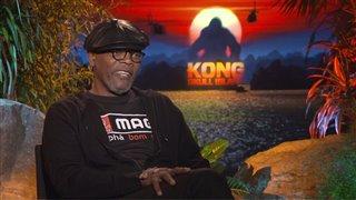 samuel-l-jackson-interview-kong-skull-island Video Thumbnail